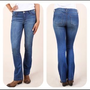 ALTAR'D STATE | Be Your Best Flare Jeans Sz. 27